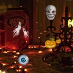 Halloween-Decorations-Projector-lights-Lychee-outdoor-Moving-Rotating-Projector-LED-Spotlights-Waterproof-projection-Led-lights-w14pcs-Switchable-pattern-lens-for-Wedding-Halloween-Xmas-Decoration-0-5