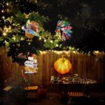 Halloween-Decorations-Projector-lights-Lychee-outdoor-Moving-Rotating-Projector-LED-Spotlights-Waterproof-projection-Led-lights-w14pcs-Switchable-pattern-lens-for-Wedding-Halloween-Xmas-Decoration-0-6