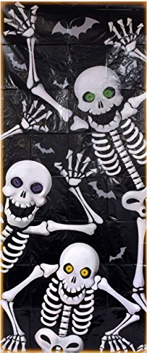 Halloween-Skeleton-Decoration-Door-Cover-30-x-72-0