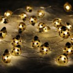 Halloween-String-LightsER-CHENTM-40-LED-Ladybird10Ft-Long-Battery-Operated-Silver-Wire-String-Lights-with-RemoteTimer-for-IndoorCovered-OutdoorHalloween-Parties-Home-Decorations-0-1
