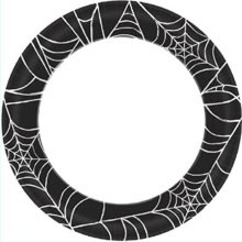 HalloweenSpider-Web-Paper-Plate40-Count675-0