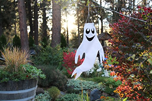 In-the-Breeze-Small-18-inch-Ghost-Windsock-Halloween-Hanging-Decoration-0-0