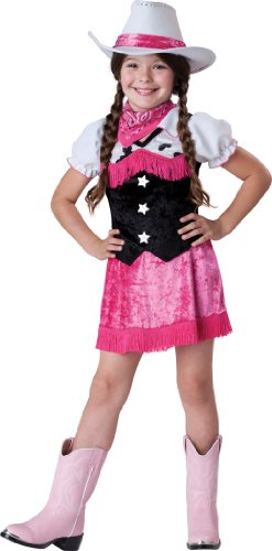 InCharacter Costumes Cowgirl Cutie Costume