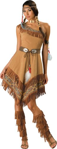 InCharacter-Costumes-Womens-Indian-Maiden-Costume-0