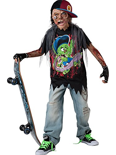 InCharacter Costumes Zombie Sk8r Costume