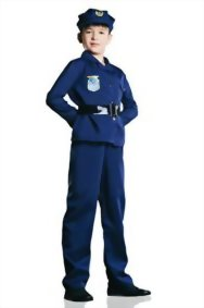 Kids-Boys-Policeman-Halloween-Costume-Cop-Police-Officer-Dress-Up-Role-Play-0
