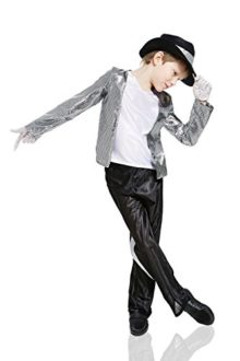 Pop Star Costumes for Boys