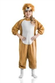 Kids-Girls-Little-Young-Wildlife-Animal-Wilderness-Fun-Outfit-Costume-Dress-Up-0
