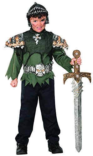 Knight Warrior Costume, Medium (8-10)