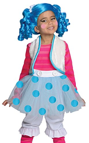 Lalaloopsy Deluxe Mittens Fluff-N-Stuff Costume
