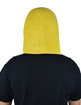 LarpGears-Deluxe-Novelty-Halloween-Latex-Duck-Mask-Adult-Size-Yellow-and-Blue-0-1