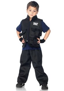 Leg-Avenue-Childrens-SWAT-Commander-Costume-0