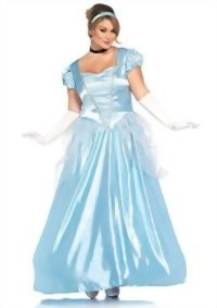 Leg-Avenue-Disney-3Pc-Classic-Cinderella-Costume-0