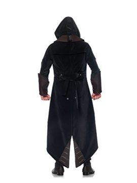 Leg-Avenue-Mens-Assassins-Creed-7-Piece-Arno-Deluxe-Costume-Cosplay-0-0