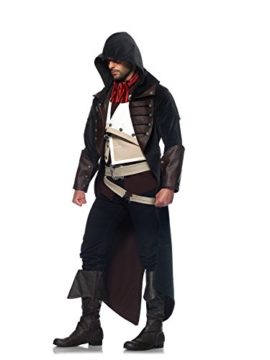 Leg-Avenue-Mens-Assassins-Creed-7-Piece-Arno-Deluxe-Costume-Cosplay-0