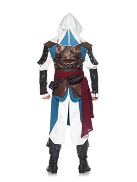 Leg-Avenue-Mens-Assassins-Creed-9-Piece-Edward-Deluxe-Costume-Cosplay-0-0
