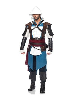 Leg-Avenue-Mens-Assassins-Creed-9-Piece-Edward-Deluxe-Costume-Cosplay-0