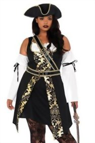 Leg-Avenue-Womens-Black-Sea-Buccaneer-Costume-0