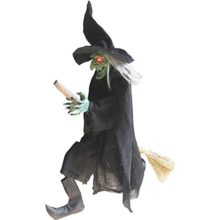Light-Up-Animated-Flying-Witch-Halloween-Decorations-Flashing-Eyes-Kicking-Legs-and-Spooky-Sounds-3-ft-tall-0