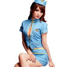 Lingeriecats-Sexy-Sky-Blue-stylish-Air-hostess-outfit-cosplay-costume-Halloween-set-0