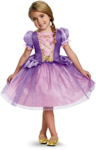 Little Girls' Disney's Tangled Rapunzel Costume