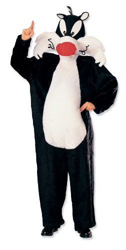 Looney Tunes Deluxe Sylvester The Cat Costume
