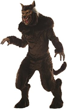 Mario-Chiodo-Mens-Ultra-Deluxe-Werewolf-Costume-Monster-Animal-Beast-Halloween-0
