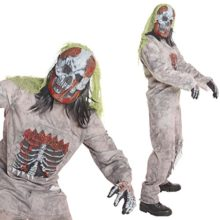 Mens-Infected-Zombie-Skeleton-Costume-4-Piece-Quality-Costume-0