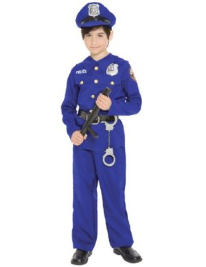 Morris-Costumes-Baby-boys-Police-Officer-Costume-0