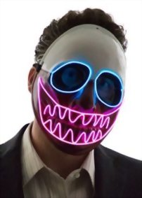 Neon-Nightlife-Mens-Light-Up-Creepy-Puppet-Mask-0