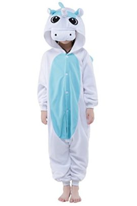 Newcosplay-Children-Unisex-Unicorn-Onesie-Pajamas-Costume-0-1
