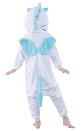 Newcosplay-Children-Unisex-Unicorn-Onesie-Pajamas-Costume-0-4