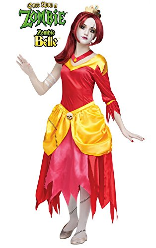 Once Upon a Zombie Belle Costume
