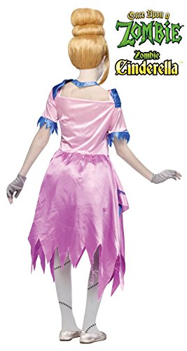 Once-Upon-a-Zombie-Cinderella-Childtween-Costume-0-0