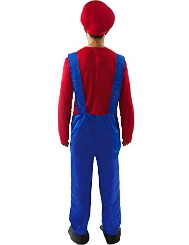 Orion-Costumes-Mens-Super-Mario-Bros-Plumber-Costume-Fancy-Dress-Outfit-0-1