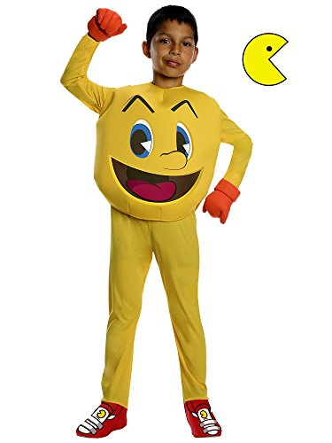 Pac-Man and The Ghostly Adventures Deluxe Pac-Man Costume
