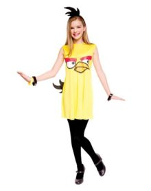 Paper-Magic-Group-Inc-Girls-Angry-Birds-Yellow-Angry-Bird-Dress-Tween-Costume-0