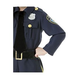 Police-Officer-5-Piece-Costume-Set-Size-Small-4-6-0-1