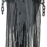 Prextex-5-Ft-Animated-Hanging-Grim-Reaper-Skull-with-Shackles-Chains-Best-Halloween-Decoration-Prop-0-0