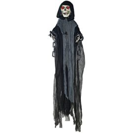 Prextex-5-Ft-Animated-Hanging-Grim-Reaper-Skull-with-Shackles-Chains-Best-Halloween-Decoration-Prop-0-1