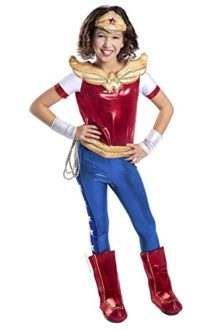 Superhero Costumes for Girls