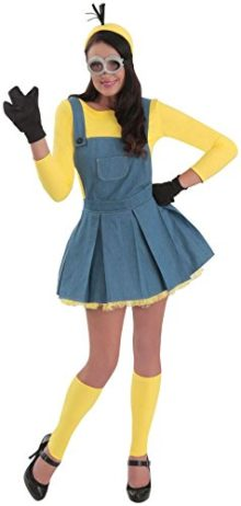 Princess-Paradise-Womens-Minions-Deluxe-Costume-Jumper-0