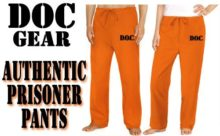 Prison-Costume-ORANGE-DOC-Convict-Jail-Uniform-0