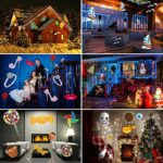 Projector-Lights-LOFTER-Light-Projector-Garden-Lights-14-Pattern-Gobos-Garden-Lamp-Lighting-Waterproof-Decoration-Lights-Outdoor-and-Indoor-for-Party-Bedroom-Wedding-and-Christmas-Halloween-Decor-0-4