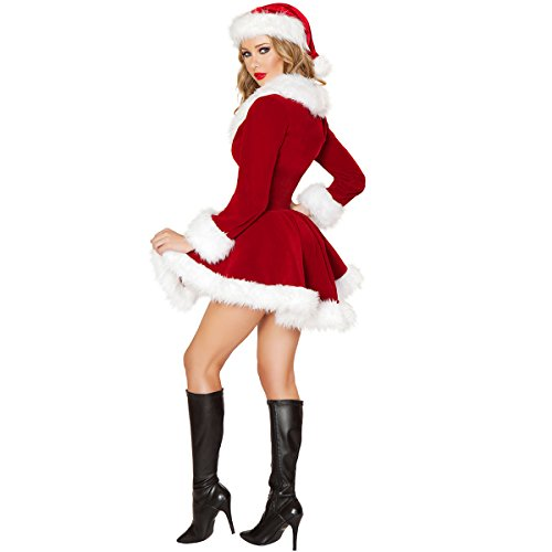 19e9738cba Quesera-Womens-Christmas-Lingerie-Sexy-Santa-Outfit-Dress- Sc 1 St  Halloween Costumes Best