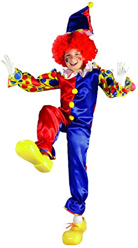Rubies Bubbles The Clown Child Costume