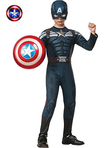 Rubies Captain America: The Winter Soldier Deluxe Stealth Suit Costume