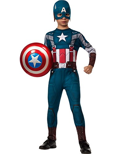 Rubies Captain America: The Winter Soldier Retro-Style Costume