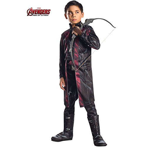 Rubie's Costume Avengers 2 Age of Ultron Child's Deluxe Hawkeye Costume