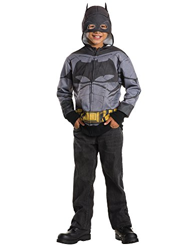 Rubie's Costume Batman v Superman: Dawn of Justice Batman Child Hoodie